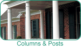 Holbrook Lumber Specialty Products - Structural Columns and Porch Posts