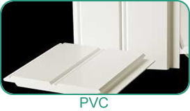 Holbrook Lumber Products - Pattern Stock PVC Boards