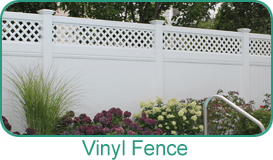 Holbrook Lumber Specialty Products - Vinyl Fence